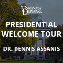 President's Welcome Tour