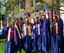 Ud Study Abroad >> Study abroad sashes to decorate graduation gowns