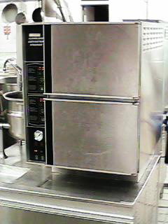 Cabinet Steam Cookers