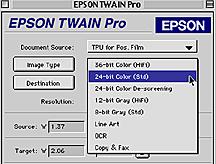 EPSON EXPRESSION 1600 ARTIST SCANNER TWAIN WINDOWS 10 DRIVER DOWNLOAD
