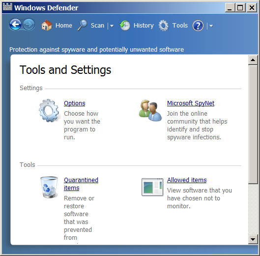 Tracking Software Features