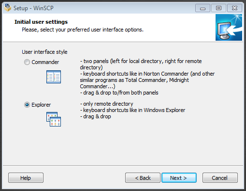Downloading and Installing WinSCP and PuTTY