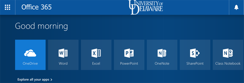 MS OneDrive for Business: UD instructions