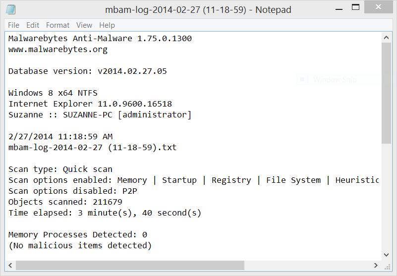 UD IT | Installing and Using Malwarebytes on Windows
