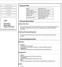 ud | present | tools | syllabus | templates