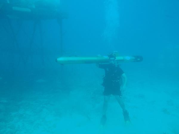 Underwater robot helps NASA prepare for asteroid exploration
