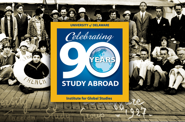Ud Study Abroad >> University To Celebrate 90th Anniversary Of Study Abroad A Ud