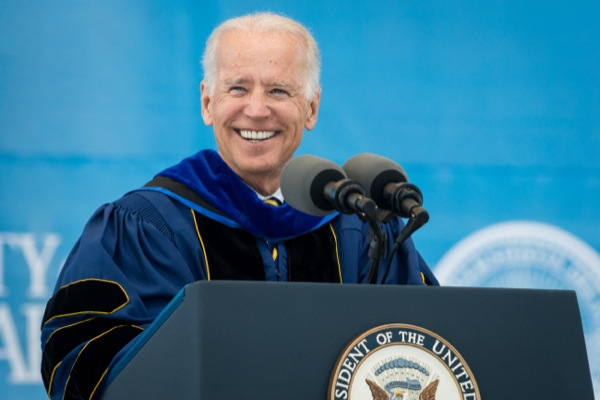 UD, Vice President Biden celebrate newest graduates from Class of 2014