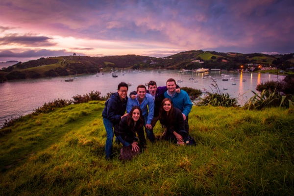 UD students travel to New Zealand and London to intern with KPMG