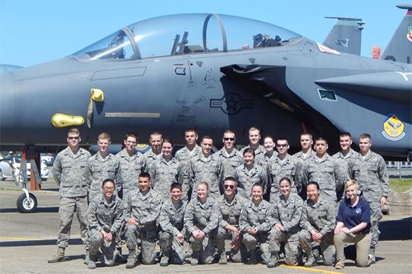 Air force recruiter goldsboro nc