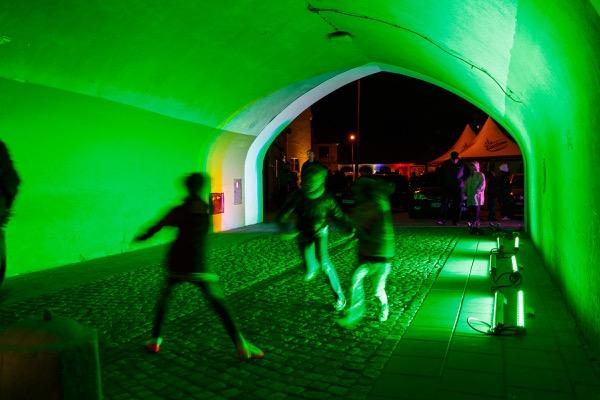 Green Light Symposium Illuminates Connections Between Art